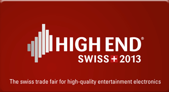 Soundrevolution at the Swiss High End 2013