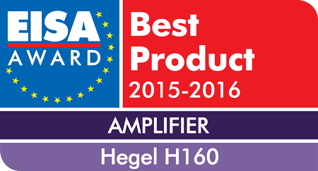Hegel H 160 - Eisa Award