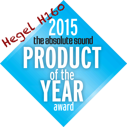 Hegel H160 Absolute Sound Product of the Year Award