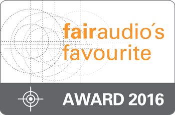 Fair Audio Award for the Genuin FS 1 MK 2