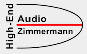 High End Audio Zimmermann Logo