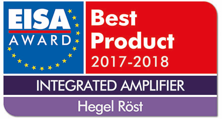 EISA Award for the Hegel Röst