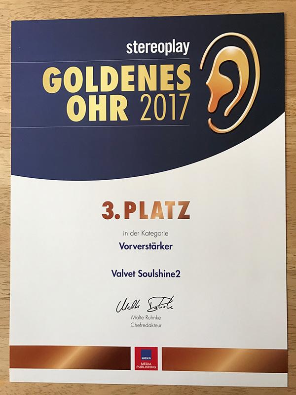Goldenes Ohr Valvet